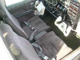 1964 BEECH B55 BARON N8682M Seats
