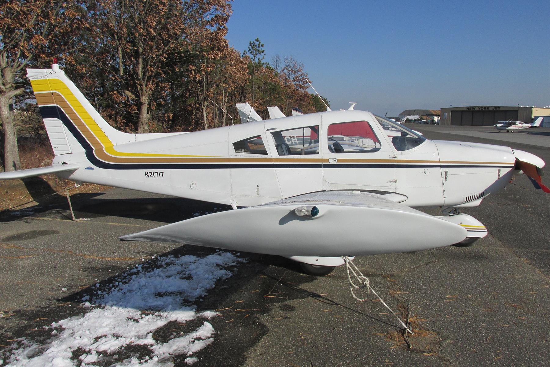 1972-PIPER-180G-N2171T