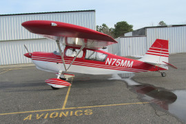 1975-Bellanca-American-Champion-7GCBC-N75MM