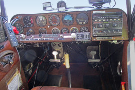 1975-Bellanca-American-Champion-7GCBC-N75MM-Cabin