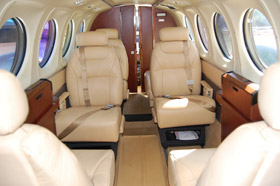 1976 BEECHCRAFT KING AIR 200 Seats