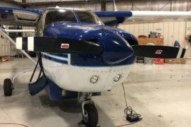 1977-Cessna-337-N770CD front