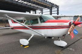 1982 Cessna 172P N64390