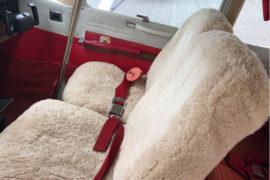 1982 Cessna 172P N64390 Seats