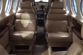 1988-KING-AIR-N30FE-Seats
