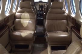 1988-KING-AIR-N30FE-Seats