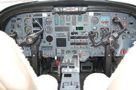 1991 Cessna Citation V N560 Cabin