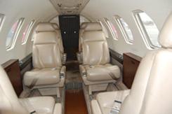 1991 Cessna Citation V N560 Seats