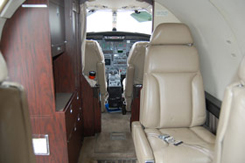1991 Cessna Citation V N560 Seats2
