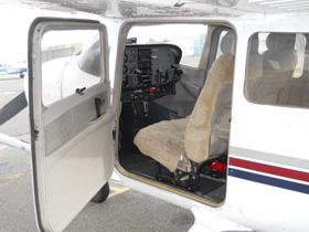 1997 Cessna 172R N – 9767F Door