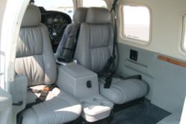 2000 PIPER SARATOGA II HP - N646KW Seats