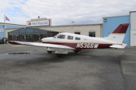 2003-PIPER-ARCHER-II-PA-28-181-N5366W