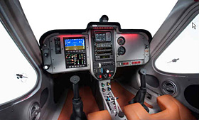 2009 REMOS GX AVIATOR 2 N214GX Cabin
