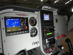 2010 Remos GX Aviator I - N89GX 279TT Cabin