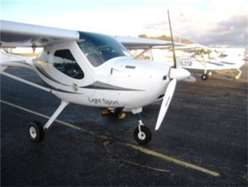 2010 Remos GX Aviator I - N89GX 279TT Running