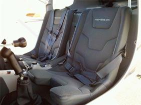 2010 Remos GX Aviator I - N89GX 279TT Seats