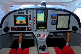 2011-Bristell-Clipper-SG-AP---N922BL-Cabin