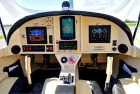 2012 BRM Aero Bristell S-LSA Cabin