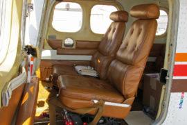 Cessna-P210-N-6PZ-Seats