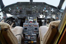 Challenger-600-N602AJ-Cabin
