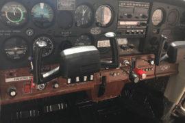 N5416B 1980 Cessna 152 Cabin