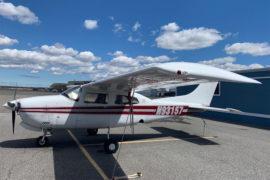 Cessna N93157 plane