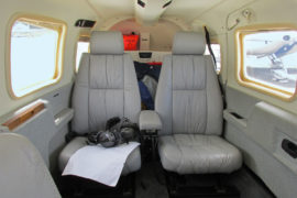 PIPER-N141DD-Seats