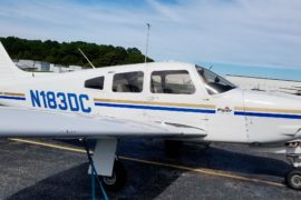 Piper-Arrow-N183DC