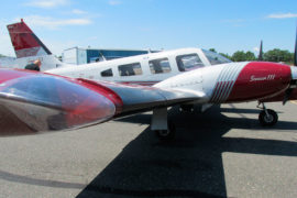 SENECA-N9-59WA Plane for Sale