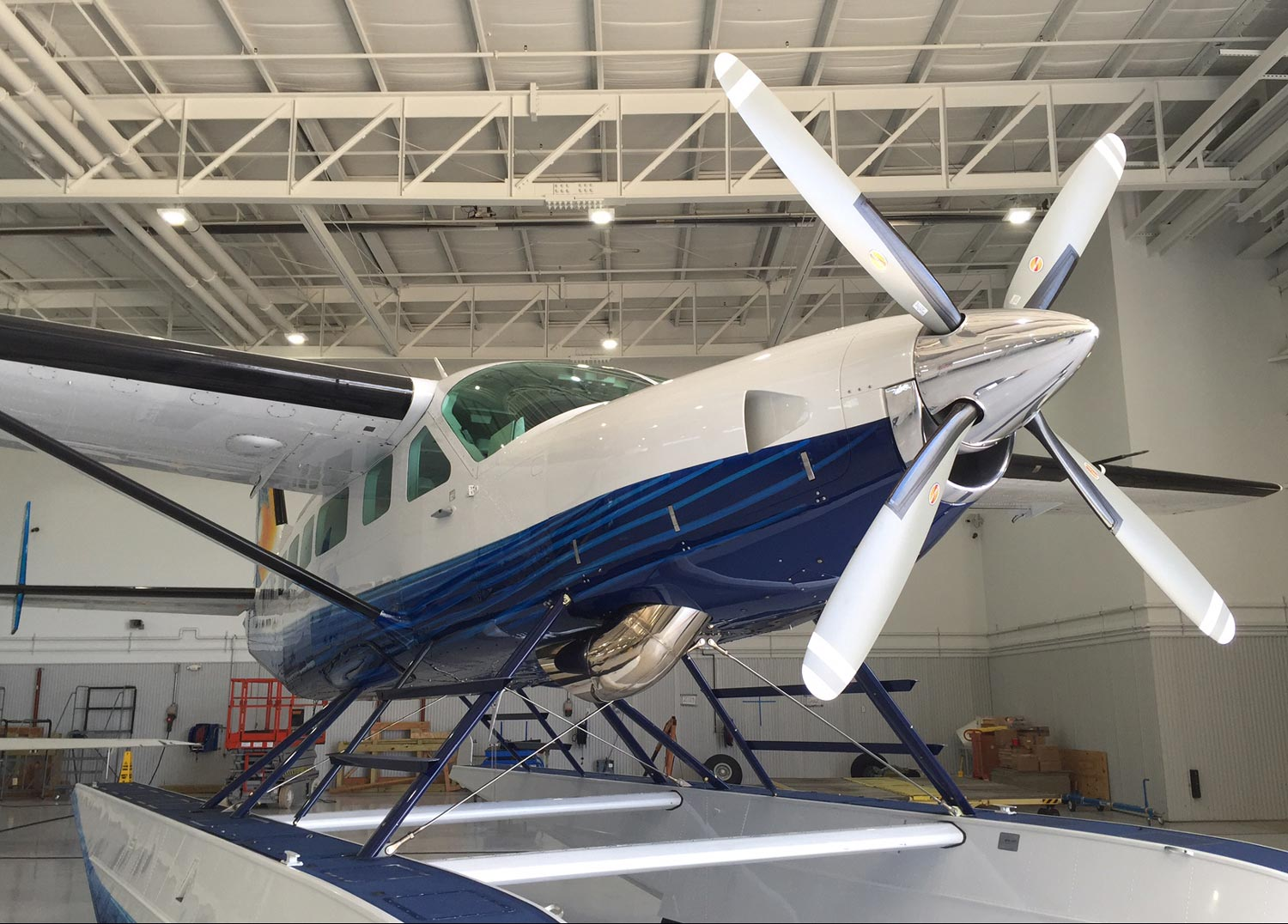 Cessna Caravan, Model 208 – N77NF | New York Jet