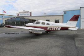 2003-PIPER-ARCHER-II-PA-28-181-N5366W
